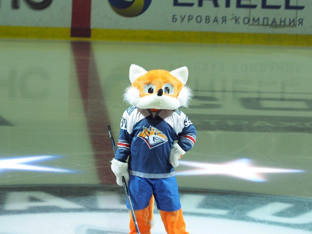 5Плей-офф 2016 Восток Финал Металлург - Салават Юлаев 25.03.2016