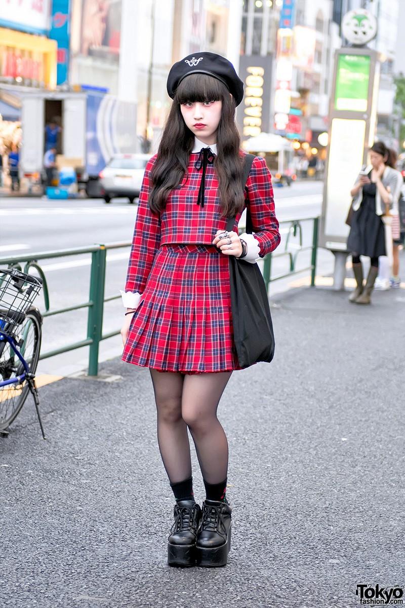 Japanese street fashion brands 14