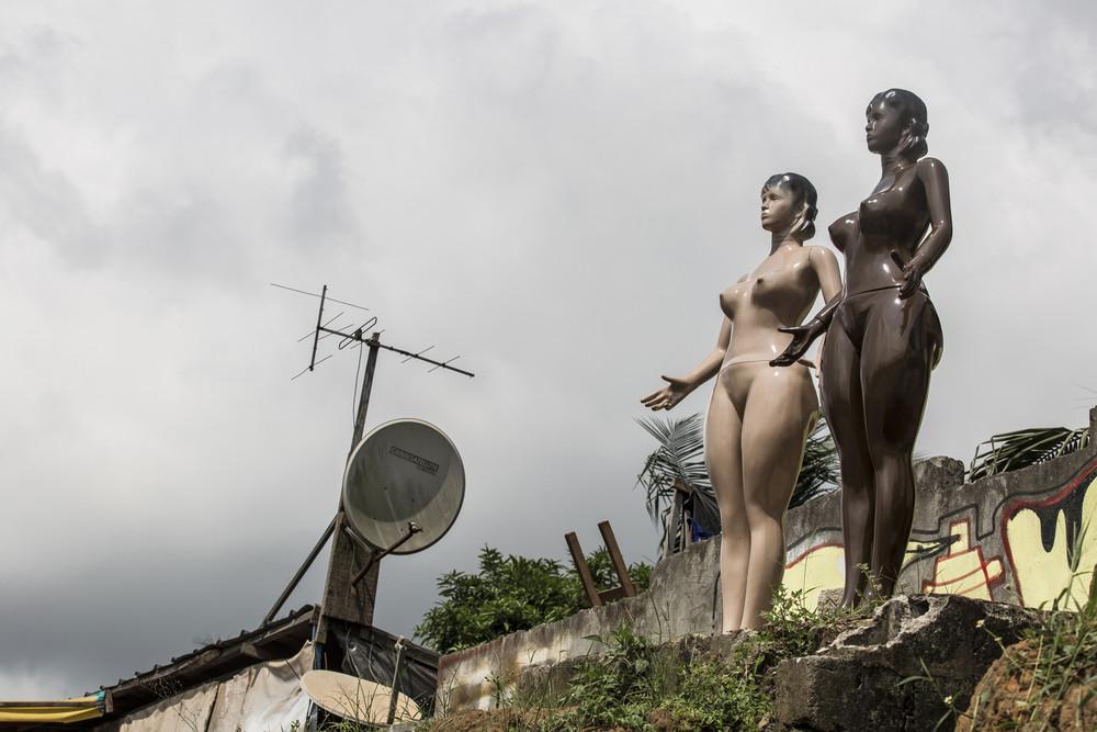Манекены  Кот-д'Ивуара