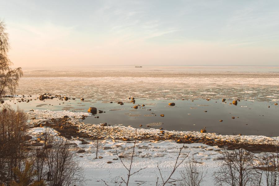 alexbelykh.ru, форт Серая лошадь, стрельбище форта
