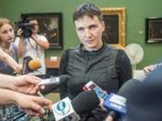 Савченко говорит много вещей, которые не сказал бы мудрый политик, но она говорит сердцем, - Кужель