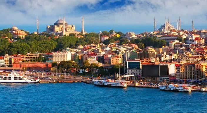 В Стамбуле собираются выстроить самую большую в мире воздушную гавань