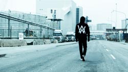Клип Alan Walker - Faded
