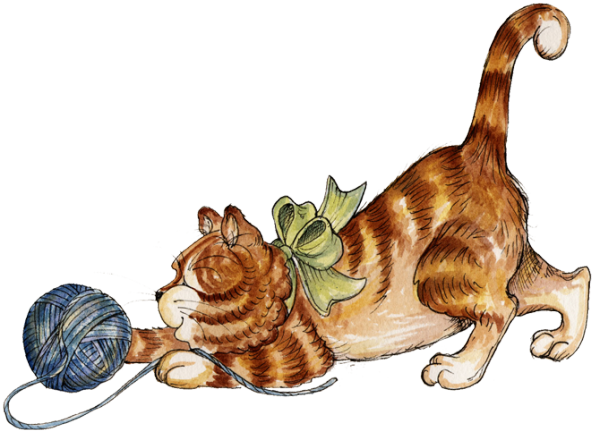 кошка рисованная.png