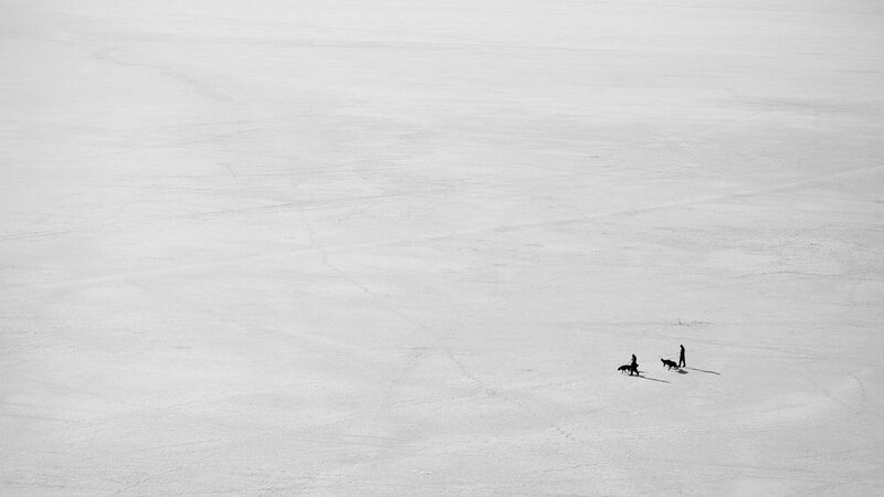 Природный минимализм в фотографиях