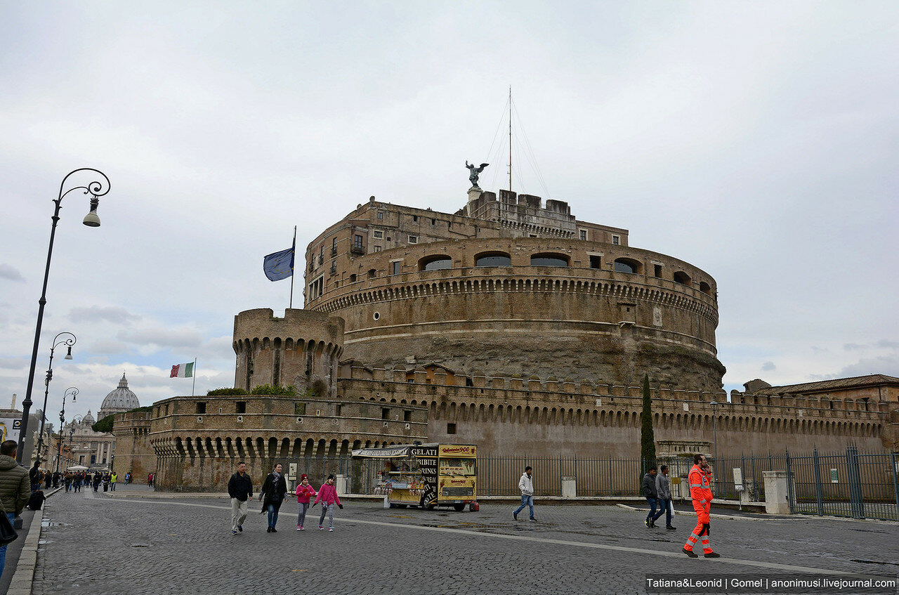 Дорога к Ватикану