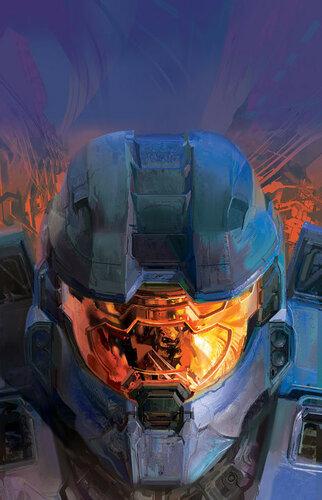 Halo Evolutions - Арт переиздания