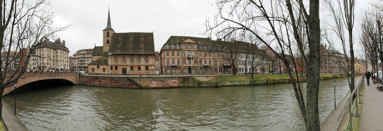 Strasbourg in January