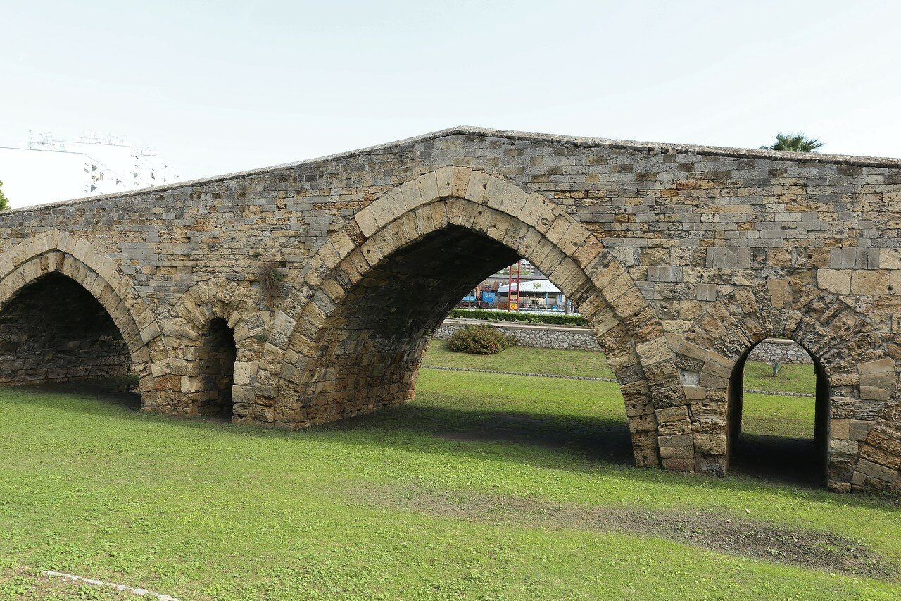 Палермо. Адмиральский мост (Ponte dell'Ammiraglio)
