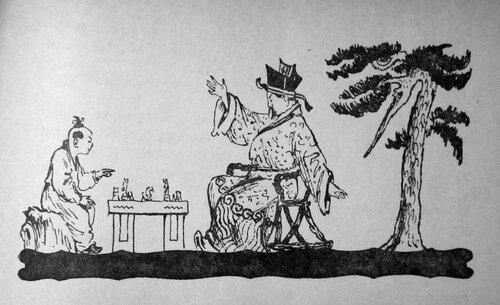 Искусный шахматист.