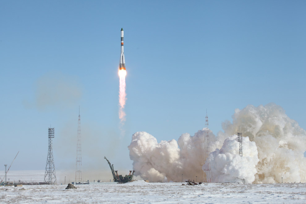 Союз МС — новая модернизированная версия космического корабля «Союз ТМА-М». Обновление затронул