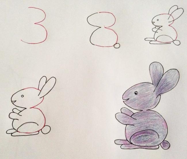 9. Отличный способ вызвать у детей интерес одновременно к математике и творчеству — предложить им ри
