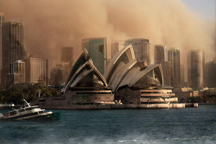 1. Опера, Сидней