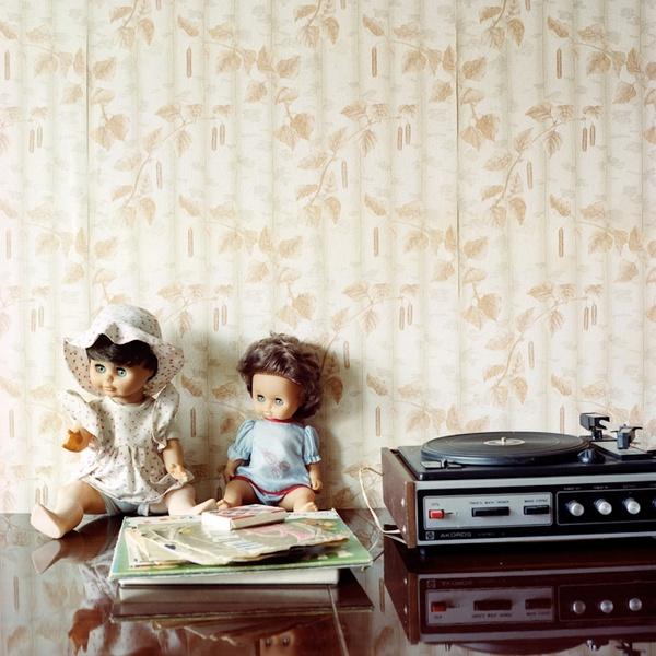 Блеск и нищета квартир из нашего детства (14 фото)