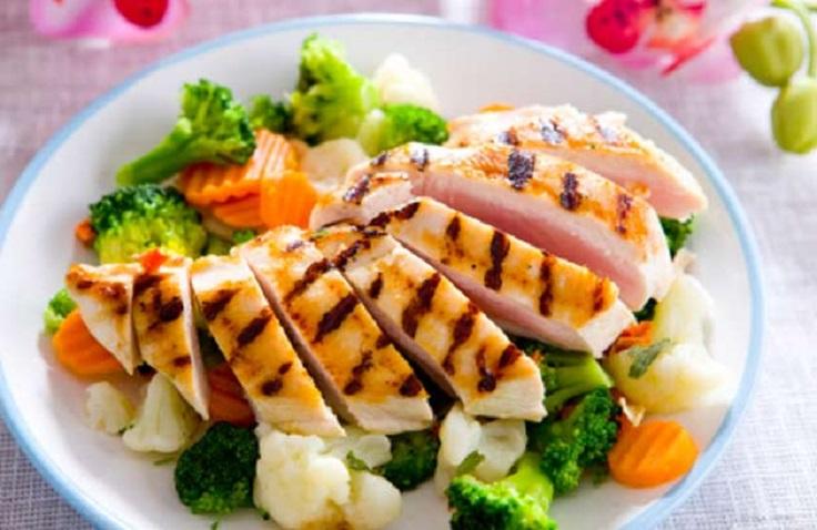 20 вариантов белкового ужина (3 фото)