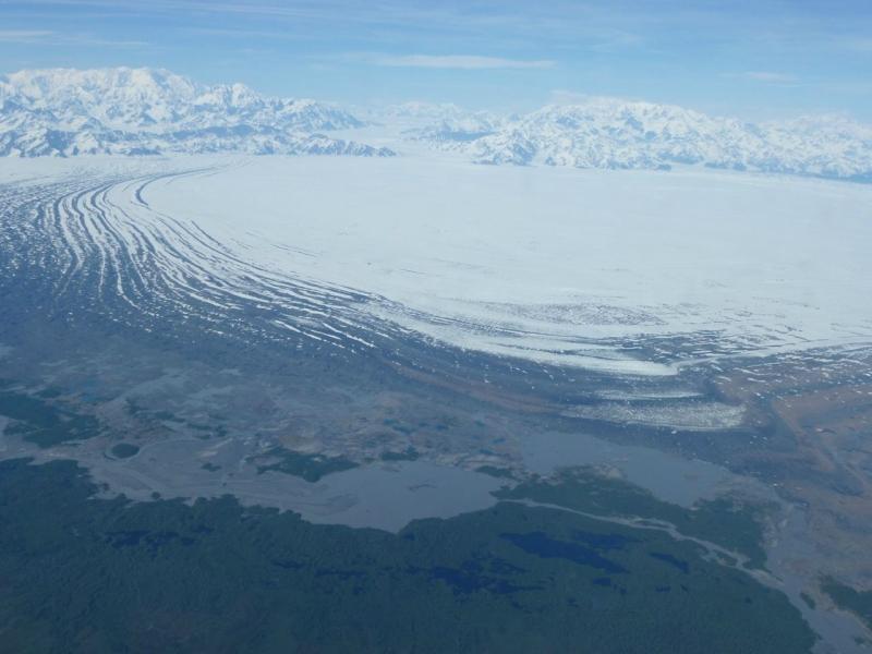 Самые красивые крупнейшие ледники мира: Маласпина, Антарктида