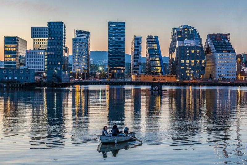 Места в Норвегии, которые нужно посетить: Осло