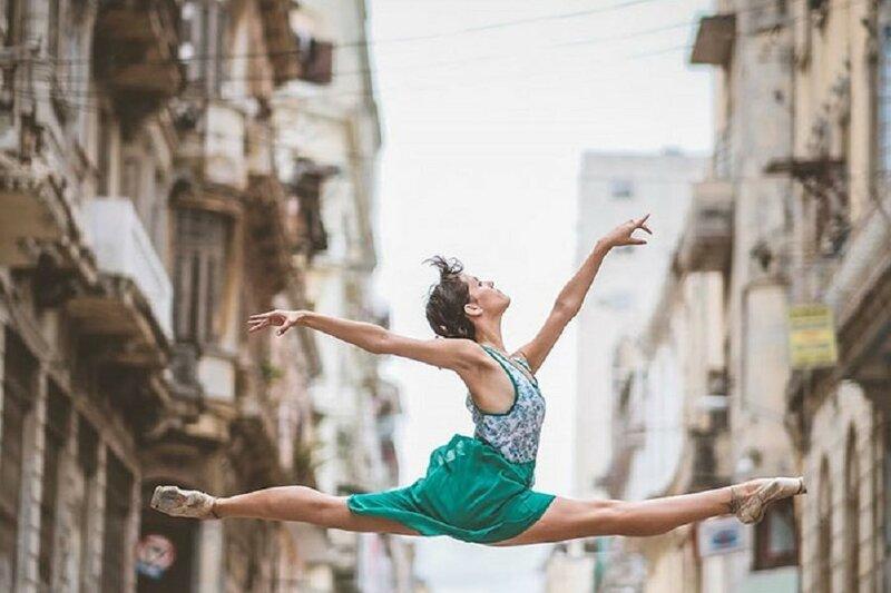 На улицах Кубы