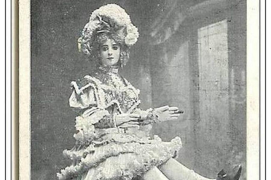 La Motogirl - Doris Chertney, чудесная девочка - кукла