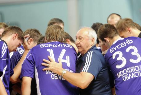 «Чеховские Медведи» третий год подряд выиграли Суперкубок Российской Федерации погандболу