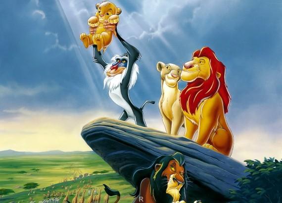 Disney переснимет мультфильм «Король Лев»