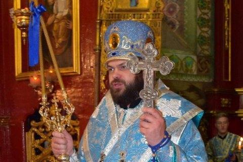 Украинского архиепископа задраку вночном клубе отправили вмонастырь «напокаяние»