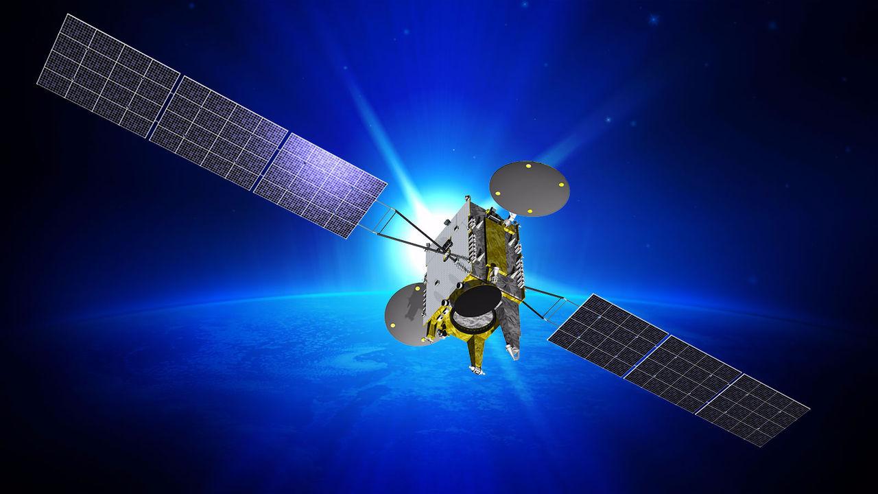Украина запустит 1-ый спутник связи в 2017г