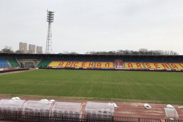 «Арсенал» одержал победу вматче с«Уралом» срезультатом 2:0