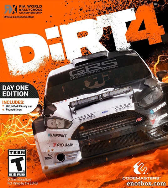DiRT 4 (Codemasters) (ENG|MULTi) [RePack] - VickNet