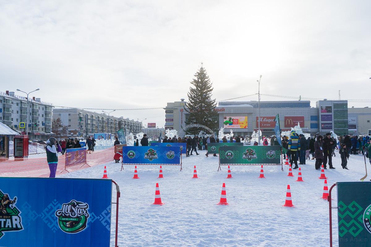 Матч Звёзд КХЛ 2017 фото 2