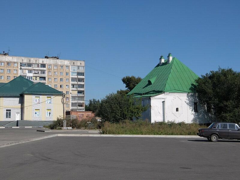 Новокузнецк - Советская площадь