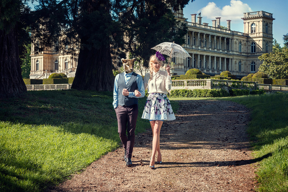 Le jardin 2 - Une vie de chateau / A golden youth / photo by Malo