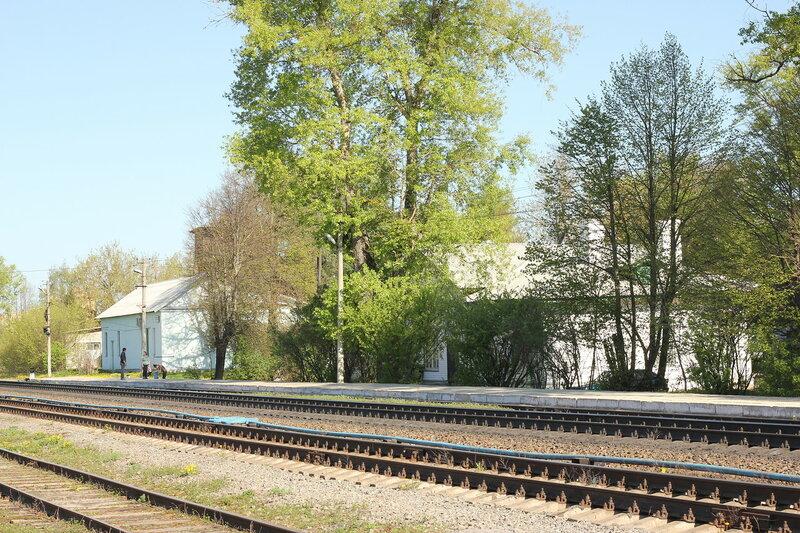 Вокзальный комплекс станции Зубцов