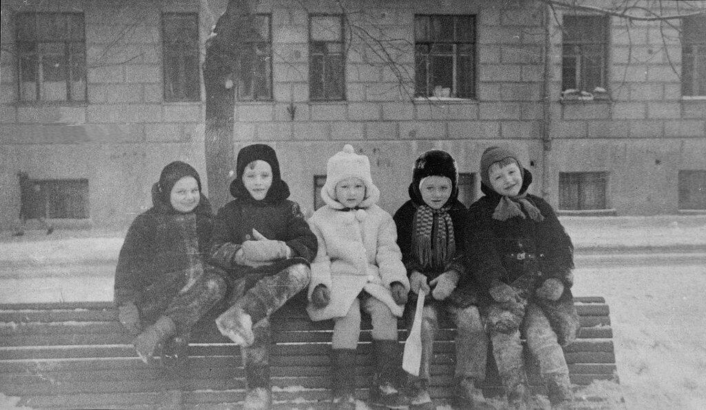 394159 Климентовский переулок 9-1сер. 1960-х Голованова Л.М..jpg