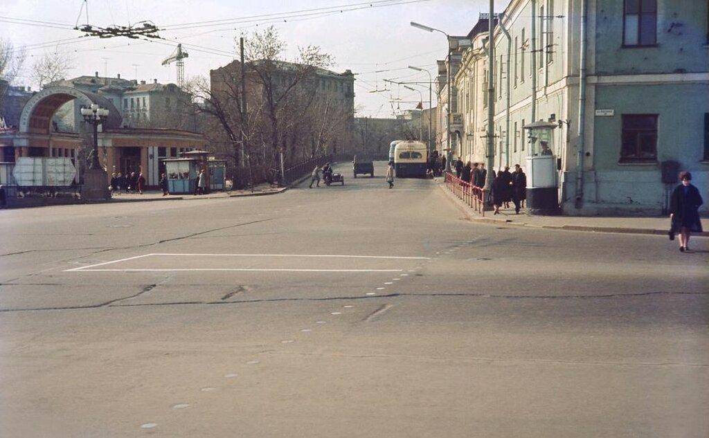 499560 Гоголевский бульвар 1966.jpg