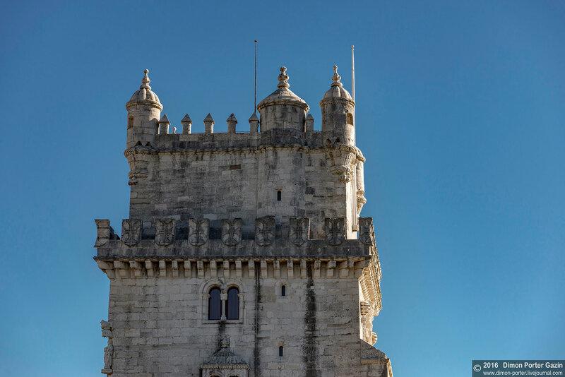 Лиссабон. Башня Белен