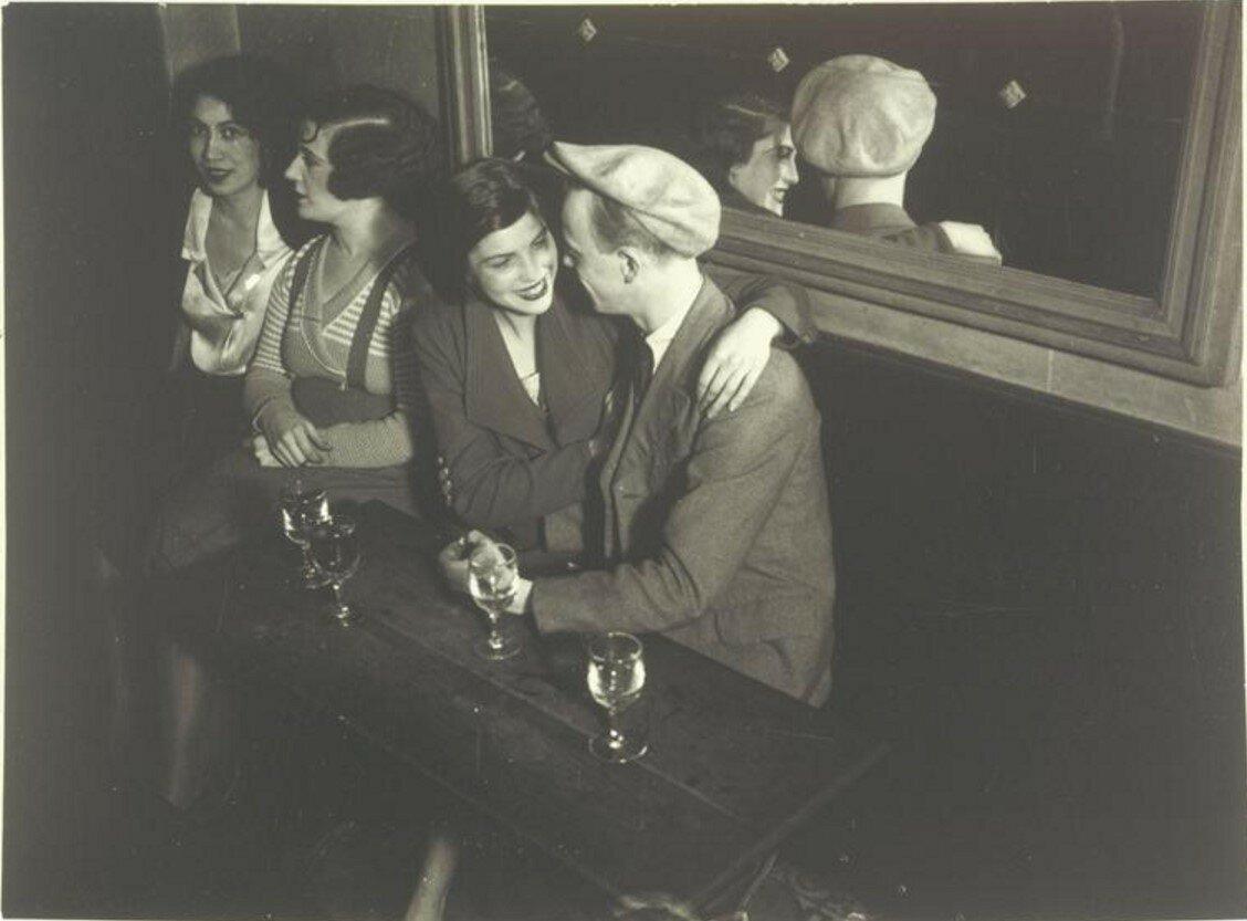1935. Танцевальный зал Четыре сезона, Рю де Лапп