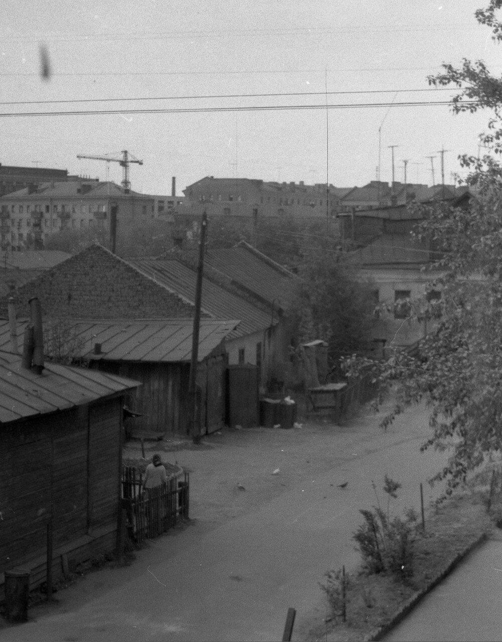 1961. М. Семеновская, д. 14