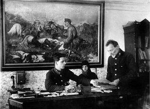 Касли. Пожарная команда НКВД. 1930