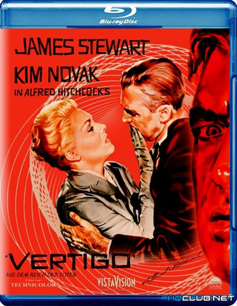 Головокружение / Vertigo (1958/BDRip/HDRip)