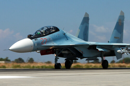 Путин подписал указ о бессрочном размещении авиации РФ в Сирии