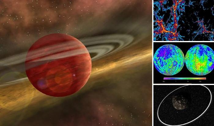 Недавние космические открытия, которые никто не может объяснить