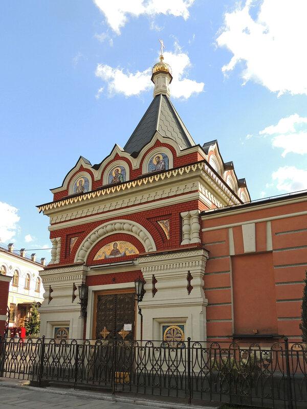 кладовщика, церковь петра и февроньи таганская самым