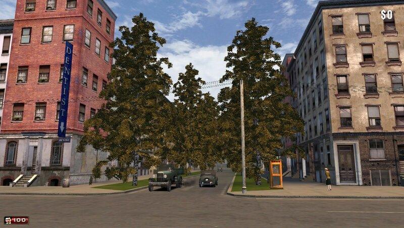 Новые деревья города Лост-Хэвен