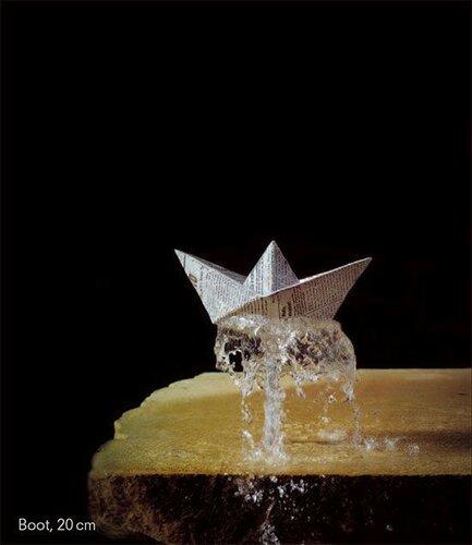 Бронза и вода... Скульптор Мальгожата Ходаковская