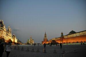 Московские прогулки