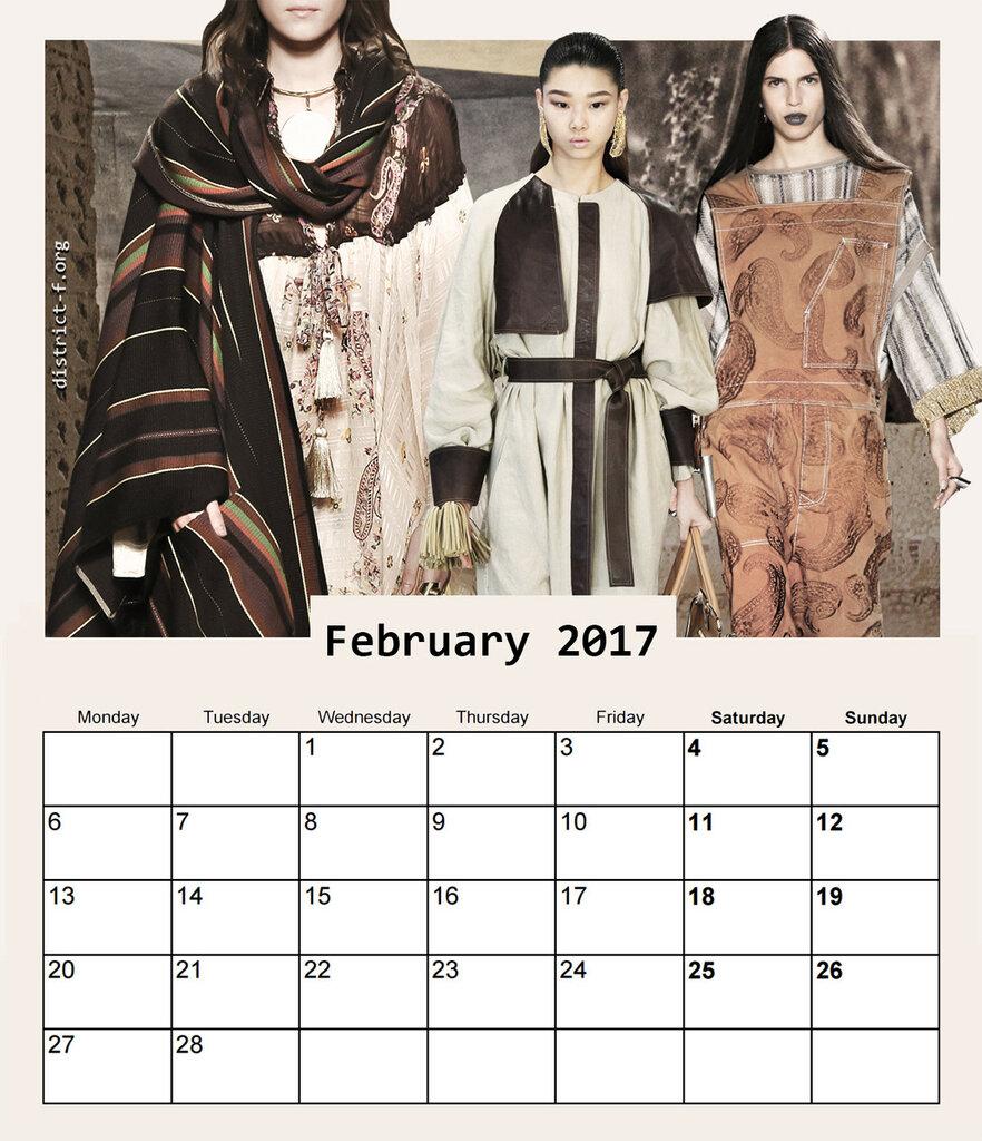DISTRICT F fashion journal - МОДНЫЕ ТЕНДЕНЦИИ 2017 - МЕЖКУЛЬТУРНЫЙ ОБМЕН
