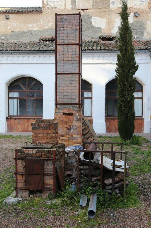 Patio de Los Artesanos, Talavera de la Reina