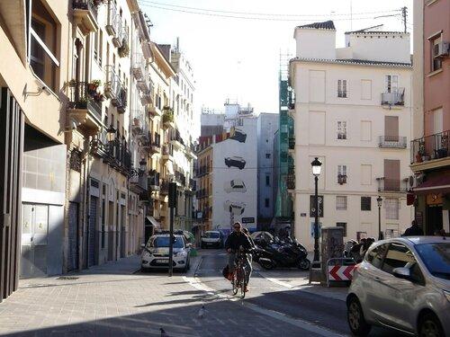 Валенсия. Прогулка по городу. Часть 1