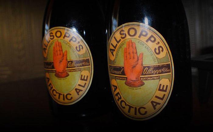 16. Бутылка эля В 2007 году бутылка старого эля, основную ценность которой составляла бутылка, сдела